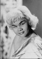 Young Etta James