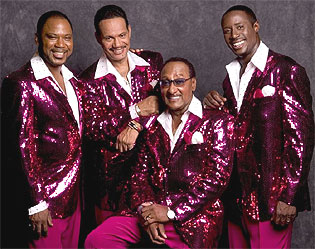Current Four Tops Lineup