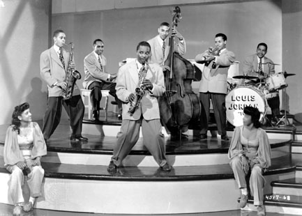 Louis Jordan and his Band