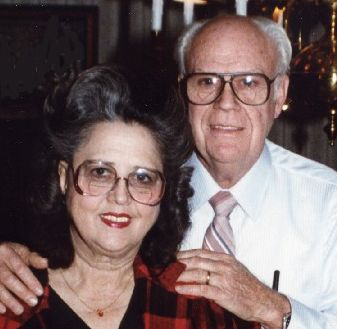 Olive and George Osmond