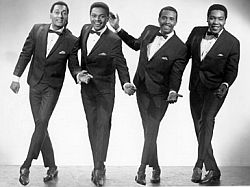 "The Legendary ""Four Tops"""