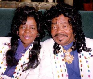 Antoinette & Ernie K-Doe