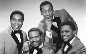 the four tops BW